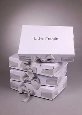 Little People children's clothing - gift boxes